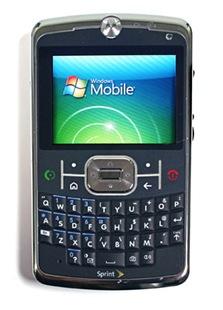 Sprint's Motorola Q9c