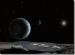 Pluto's Artist Conception