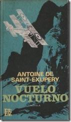 Vuelo Nocturno Cover