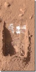 Ice On Mars